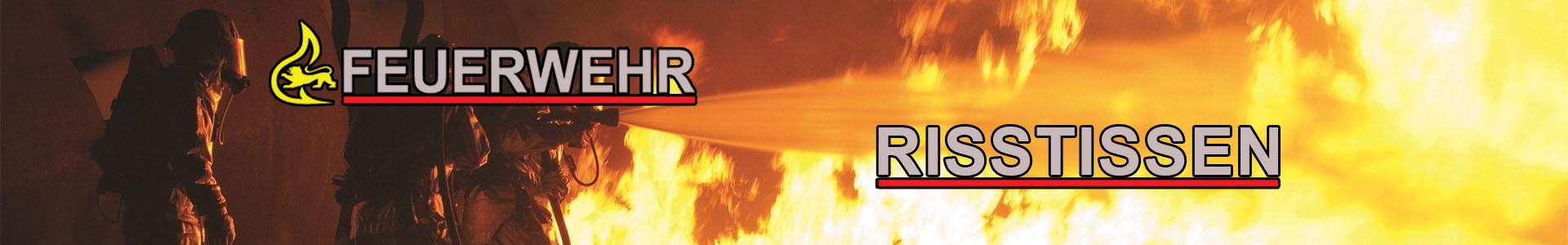 Headerbild Feuerwehr Rißtissen